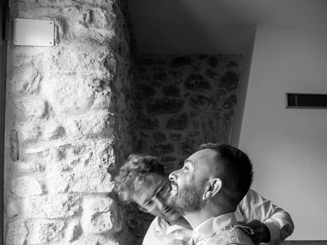 Il matrimonio di Mirko e Elena a Scandriglia, Rieti 48