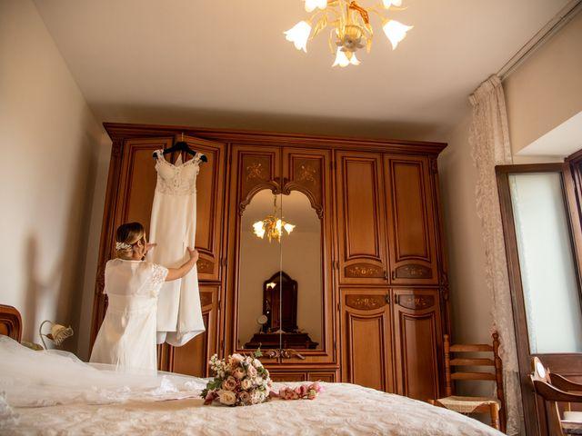 Il matrimonio di Mirko e Elena a Scandriglia, Rieti 50