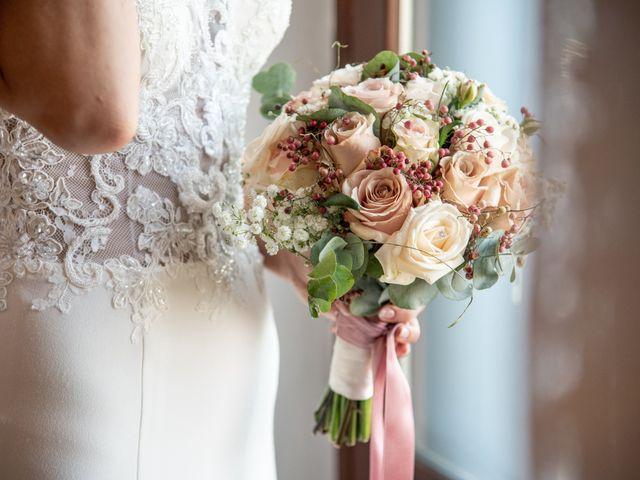 Il matrimonio di Mirko e Elena a Scandriglia, Rieti 59