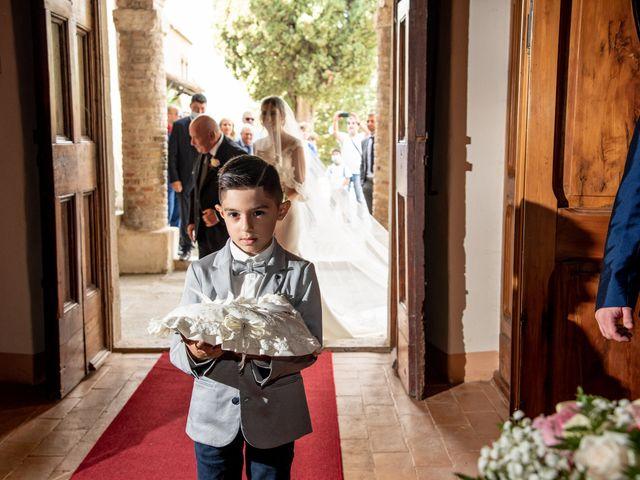 Il matrimonio di Mirko e Elena a Scandriglia, Rieti 61