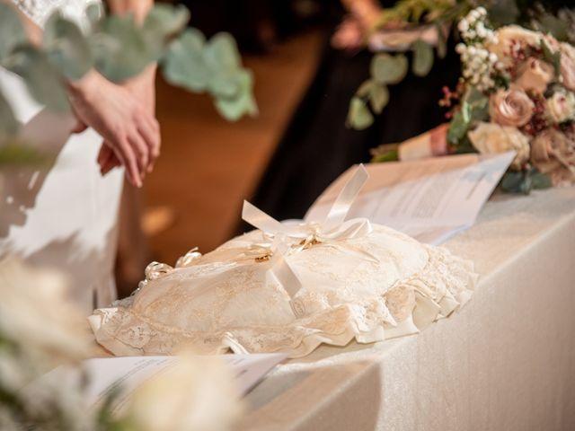 Il matrimonio di Mirko e Elena a Scandriglia, Rieti 64