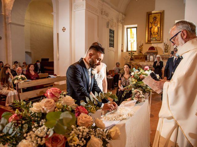 Il matrimonio di Mirko e Elena a Scandriglia, Rieti 65