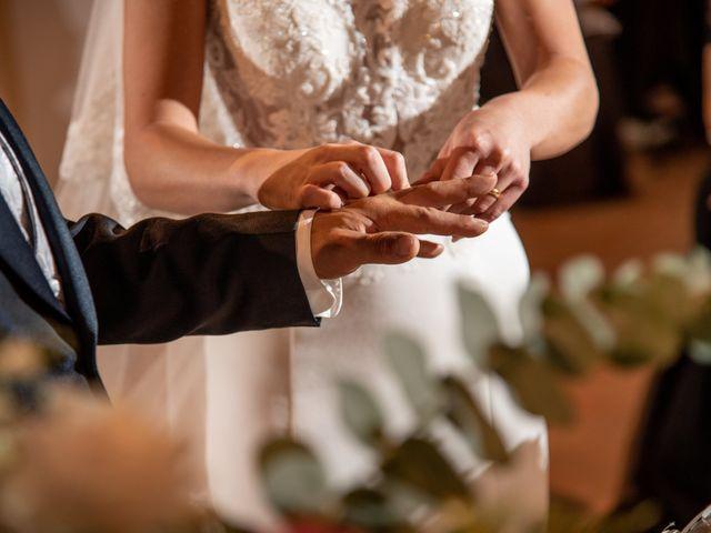 Il matrimonio di Mirko e Elena a Scandriglia, Rieti 66