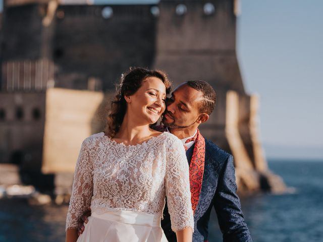 Il matrimonio di Maria e Nicholas a Napoli, Napoli 24