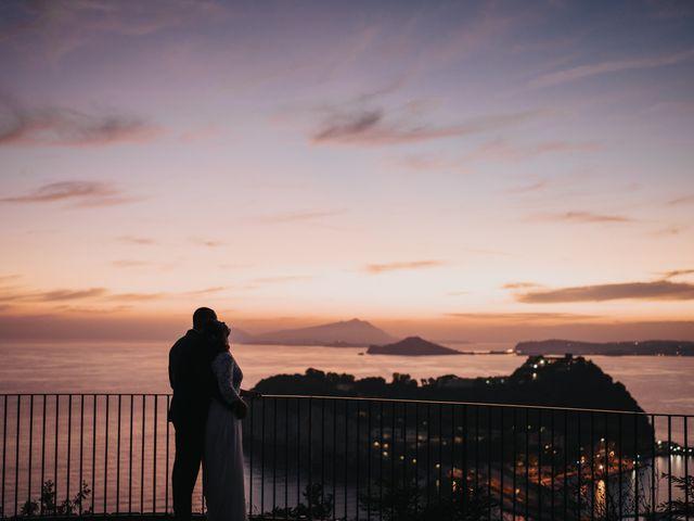 Il matrimonio di Maria e Nicholas a Napoli, Napoli 3
