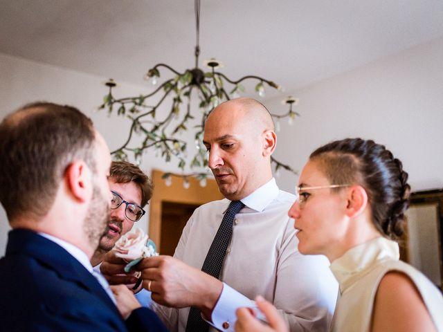 Il matrimonio di Paolo e Isabella a Paladina, Bergamo 17
