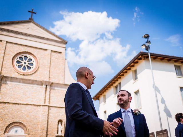 Il matrimonio di Paolo e Isabella a Paladina, Bergamo 37
