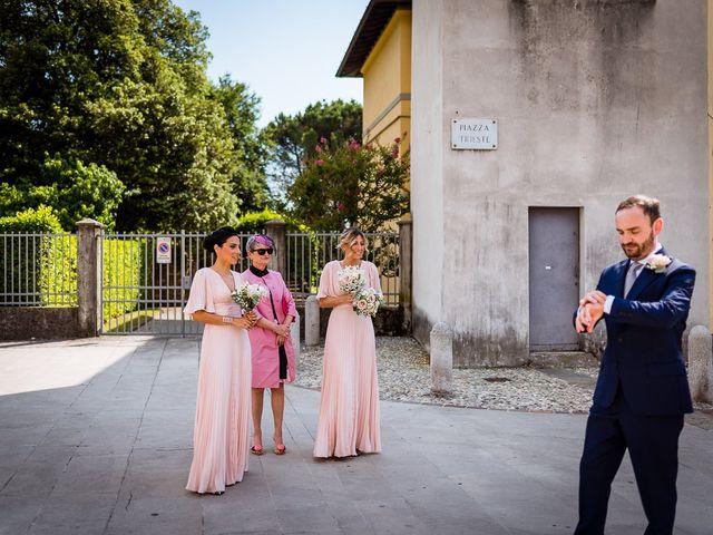 Il matrimonio di Paolo e Isabella a Paladina, Bergamo 39