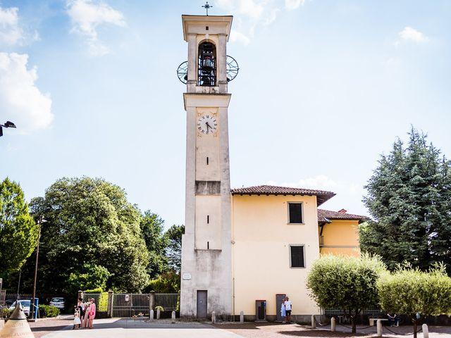 Il matrimonio di Paolo e Isabella a Paladina, Bergamo 40