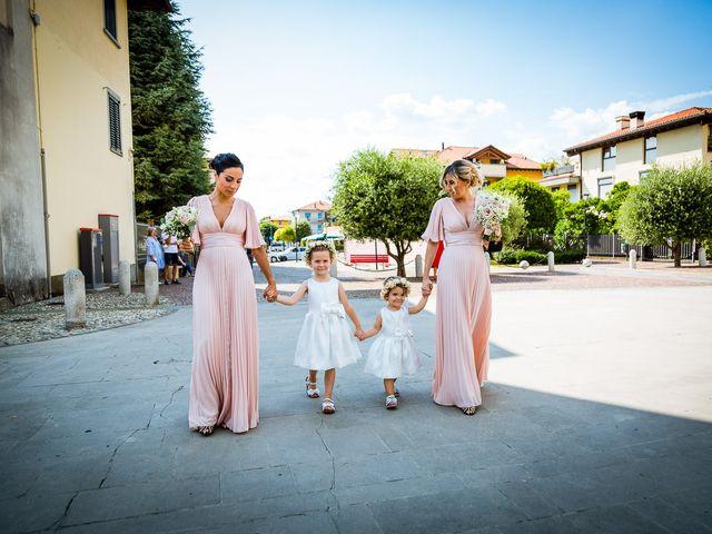Il matrimonio di Paolo e Isabella a Paladina, Bergamo 41