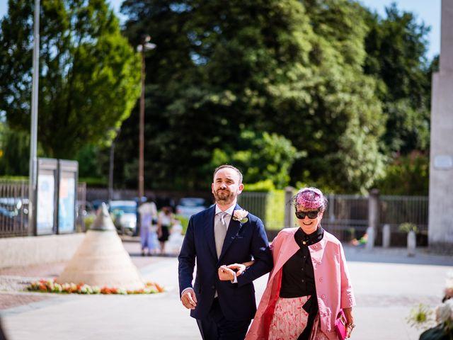 Il matrimonio di Paolo e Isabella a Paladina, Bergamo 42