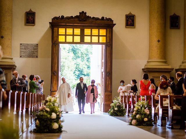 Il matrimonio di Paolo e Isabella a Paladina, Bergamo 44