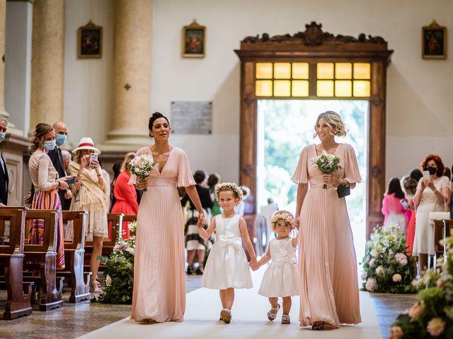Il matrimonio di Paolo e Isabella a Paladina, Bergamo 52