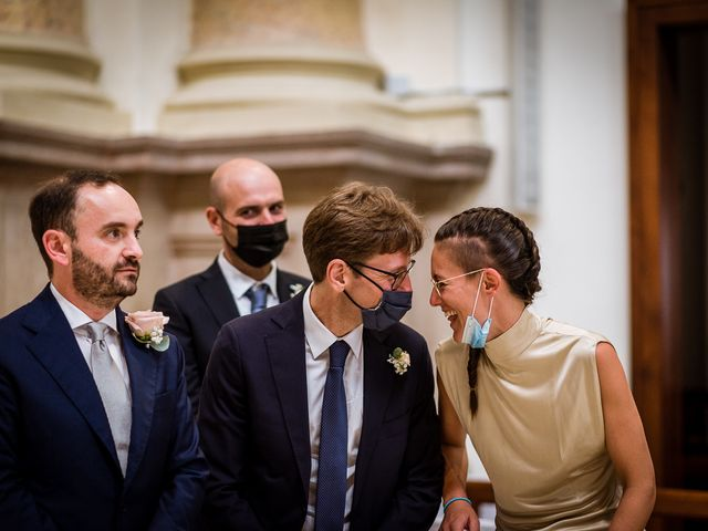 Il matrimonio di Paolo e Isabella a Paladina, Bergamo 53