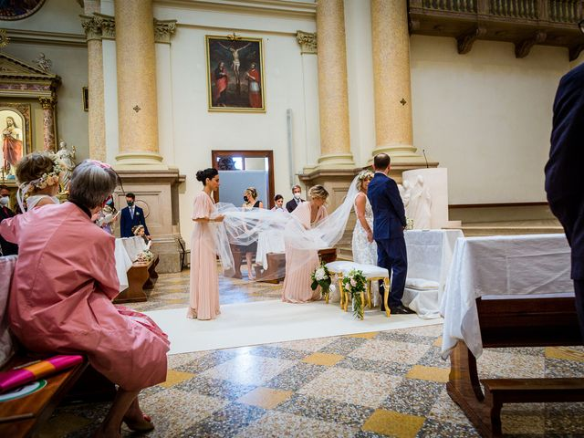 Il matrimonio di Paolo e Isabella a Paladina, Bergamo 55