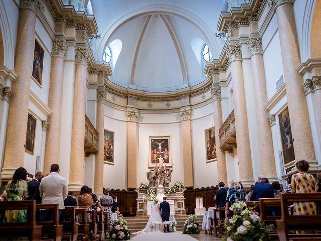 Il matrimonio di Paolo e Isabella a Paladina, Bergamo 57