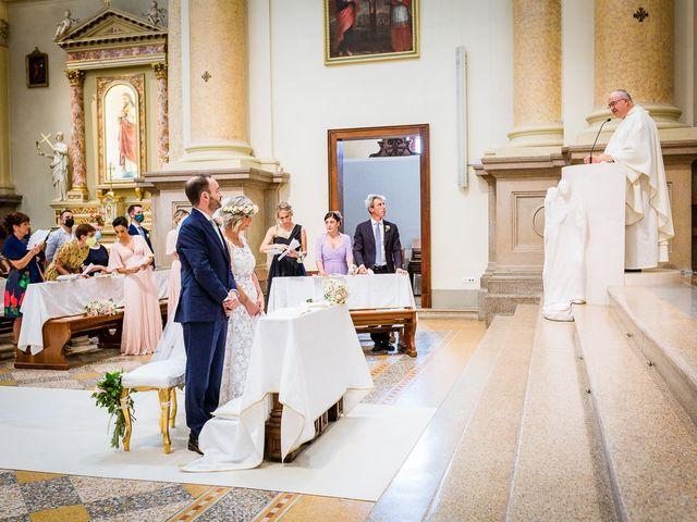 Il matrimonio di Paolo e Isabella a Paladina, Bergamo 60