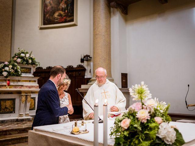 Il matrimonio di Paolo e Isabella a Paladina, Bergamo 62