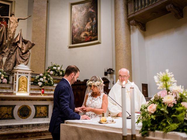 Il matrimonio di Paolo e Isabella a Paladina, Bergamo 64