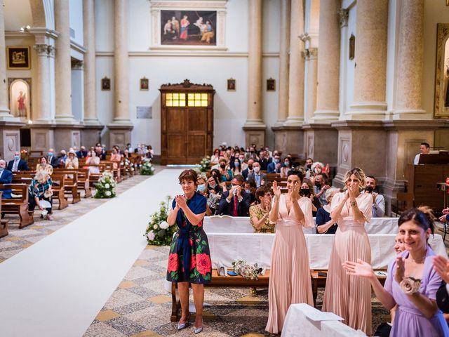 Il matrimonio di Paolo e Isabella a Paladina, Bergamo 65