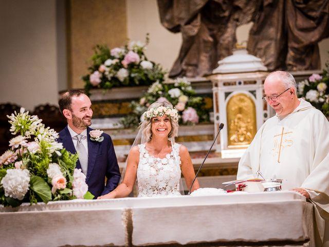 Il matrimonio di Paolo e Isabella a Paladina, Bergamo 66