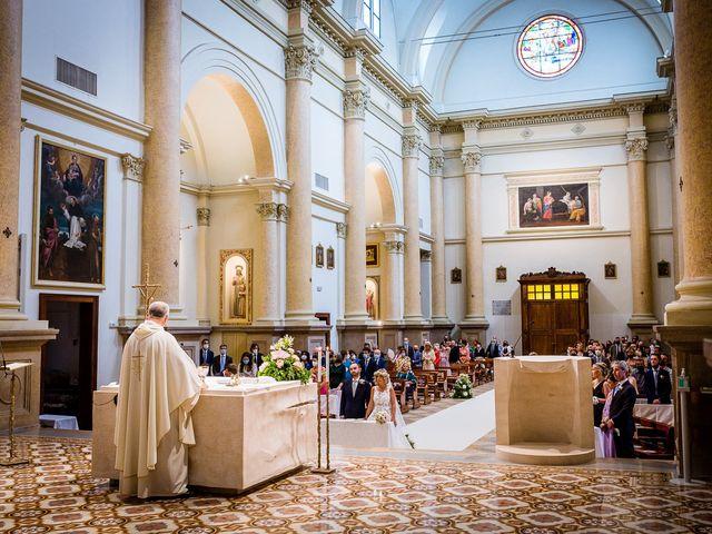 Il matrimonio di Paolo e Isabella a Paladina, Bergamo 67