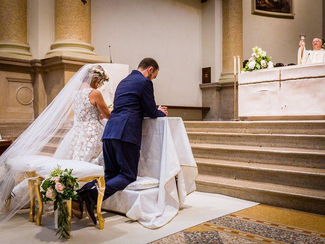 Il matrimonio di Paolo e Isabella a Paladina, Bergamo 69