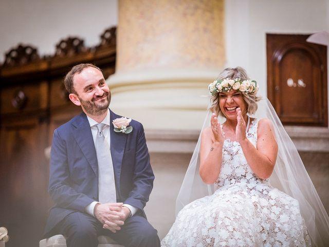 Il matrimonio di Paolo e Isabella a Paladina, Bergamo 74