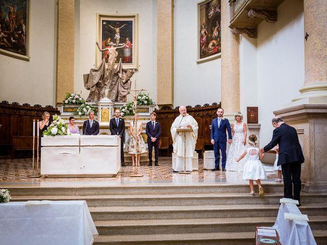 Il matrimonio di Paolo e Isabella a Paladina, Bergamo 75