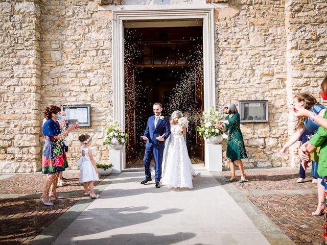 Il matrimonio di Paolo e Isabella a Paladina, Bergamo 76
