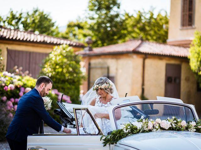 Il matrimonio di Paolo e Isabella a Paladina, Bergamo 82