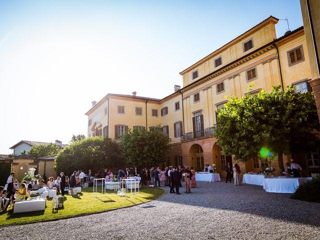 Il matrimonio di Paolo e Isabella a Paladina, Bergamo 85