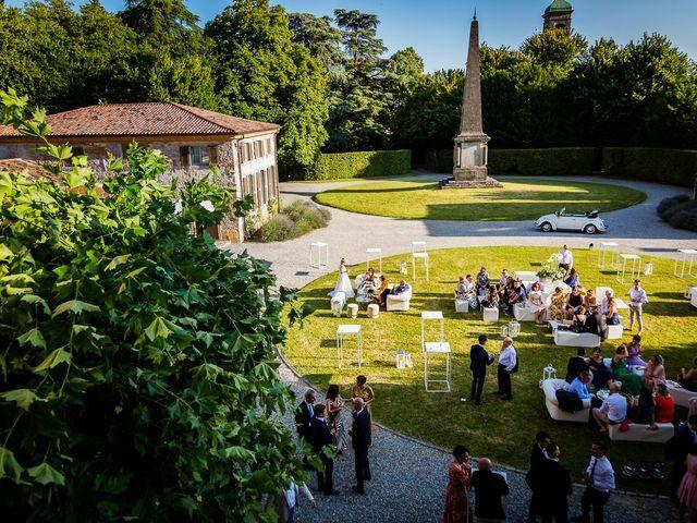 Il matrimonio di Paolo e Isabella a Paladina, Bergamo 94