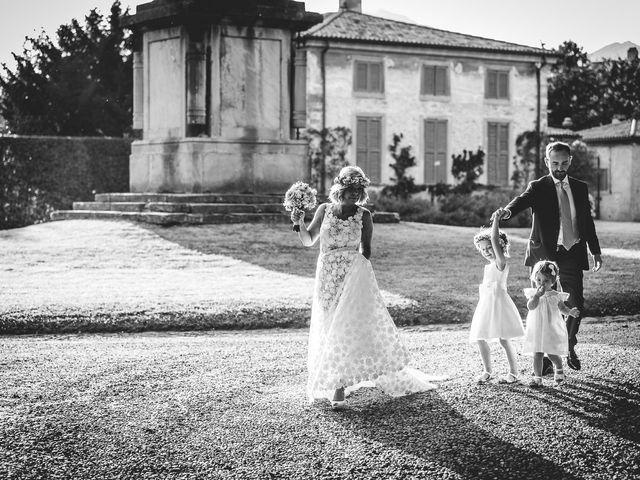 Il matrimonio di Paolo e Isabella a Paladina, Bergamo 103
