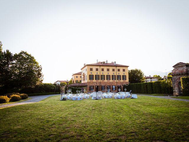 Il matrimonio di Paolo e Isabella a Paladina, Bergamo 114