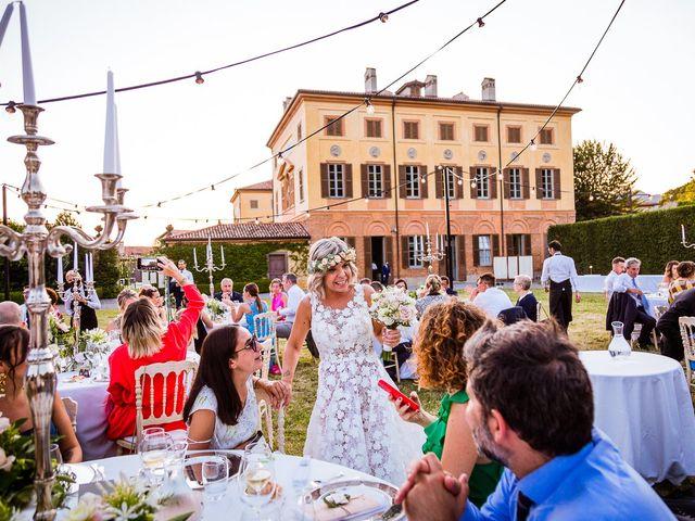 Il matrimonio di Paolo e Isabella a Paladina, Bergamo 122