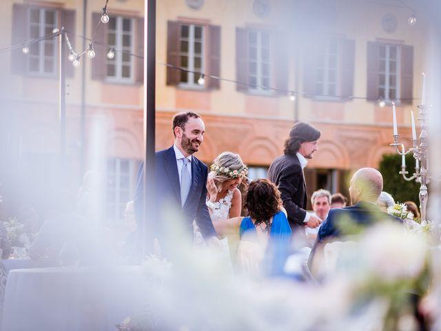 Il matrimonio di Paolo e Isabella a Paladina, Bergamo 123