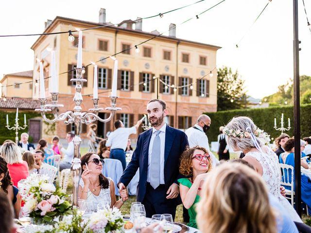 Il matrimonio di Paolo e Isabella a Paladina, Bergamo 124