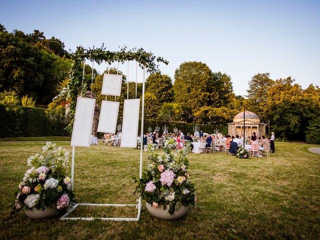 Il matrimonio di Paolo e Isabella a Paladina, Bergamo 130