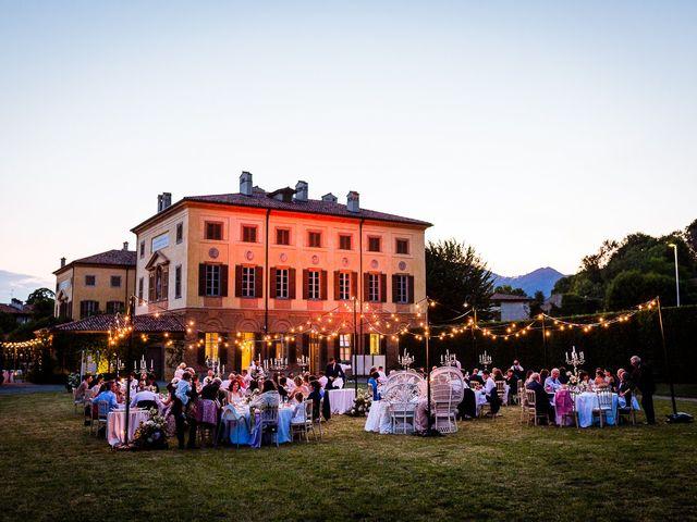 Il matrimonio di Paolo e Isabella a Paladina, Bergamo 139