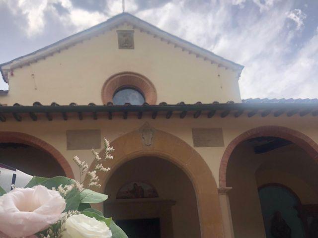 Il matrimonio di Gianluca e Laura a Montaione, Firenze 2