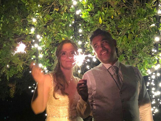 Il matrimonio di Gianluca e Laura a Montaione, Firenze 4