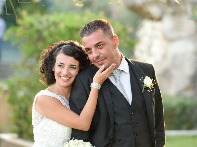 Le nozze di Cinzia e Leo