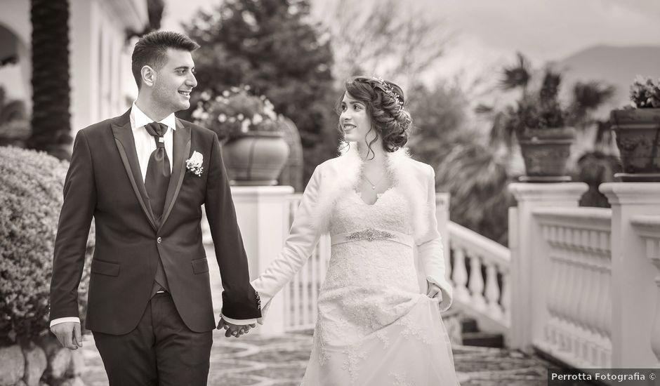 Il matrimonio di Michele e Roberta a Baiano, Avellino