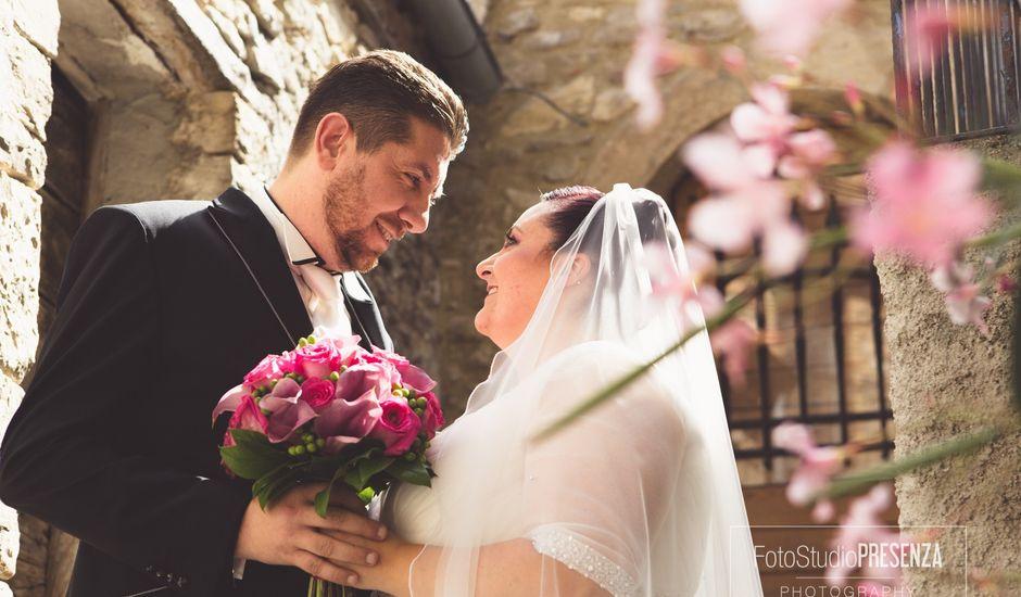Il matrimonio di Elisa e Stefano a Guilmi, Chieti