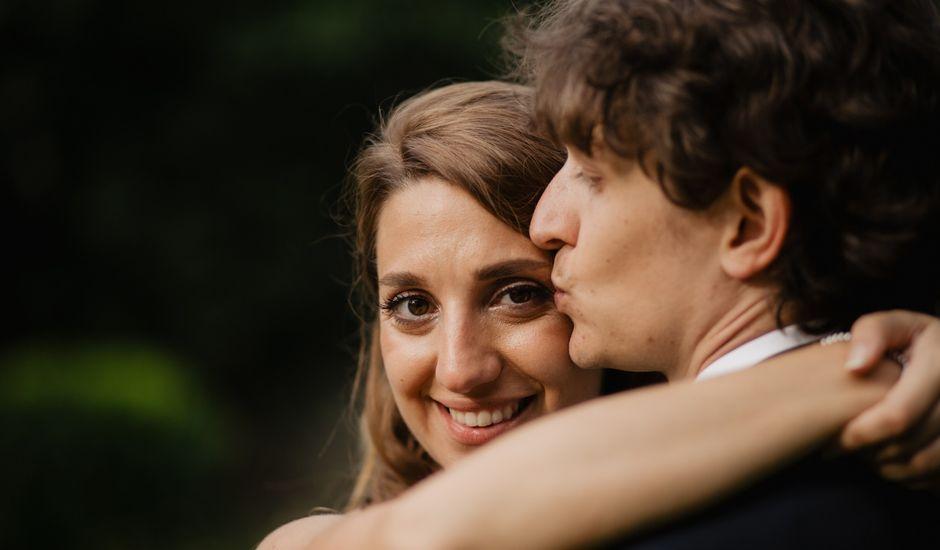 Il matrimonio di Mattia e Nicole a Medole, Mantova