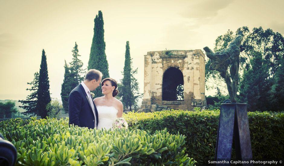 Il matrimonio di Nicolas e Veronica a Agrigento, Agrigento
