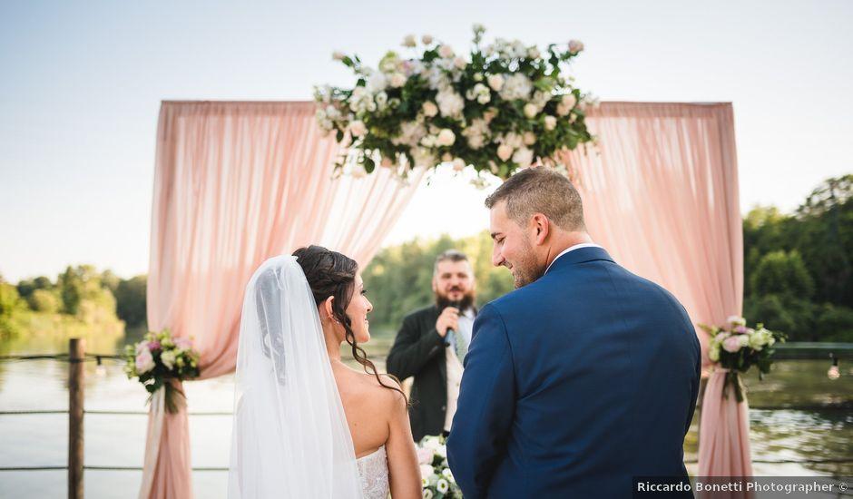 Il matrimonio di Riccardo e Barbara a Volta Mantovana, Mantova