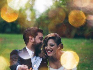 Le nozze di Lia e Luca