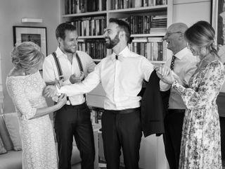 Le nozze di Jennifer e Stefano 1